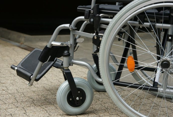 silla de ruedas viajeros