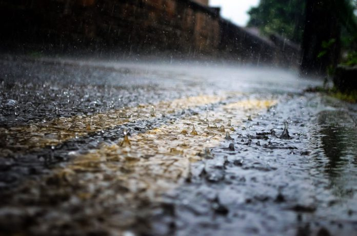 lluvia vitoria