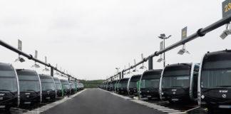 irizar autobuses electrico