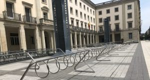 plazas bicis