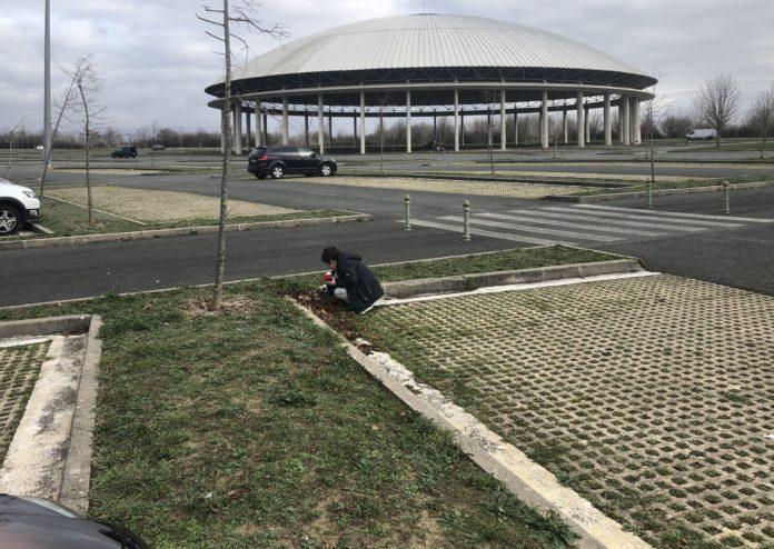 parking buesa arena