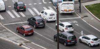 caos trafico vitoria bei disputas