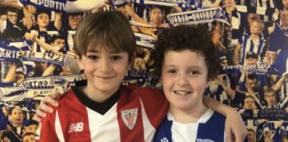 athletic alaves derbi vasco