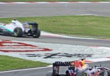conductores en Vitoria imitaron a los de Fórmula-1