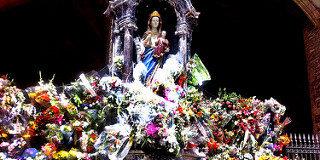 """Días y horas: Actos religiosos de las """"no fiestas"""" en Vitoria"""