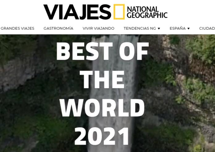 national Geographic vitoria