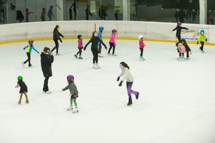 hielo bipolo bakh patinaje vitoria