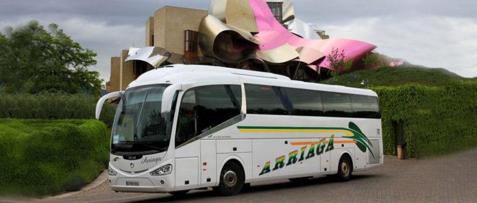 arriaga autobuses bidasoa