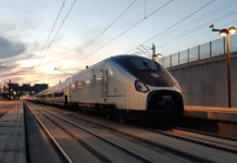 """""""Made in Álava"""": El tren más rápido va a 360 km/h y está en pruebas"""
