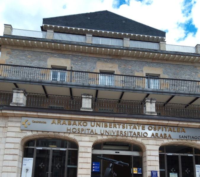 A Urgencias de Vitoria tras una multa ¡Lleva 43 controles policiales!