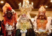 Despedidos los Reyes Magos de Vitoria