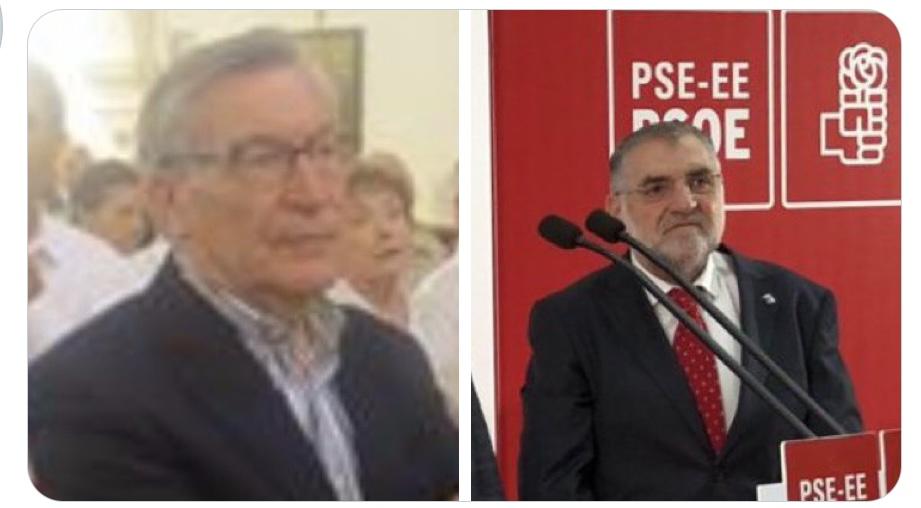 Miguel Ángel Echevarría y Peio López de Munain