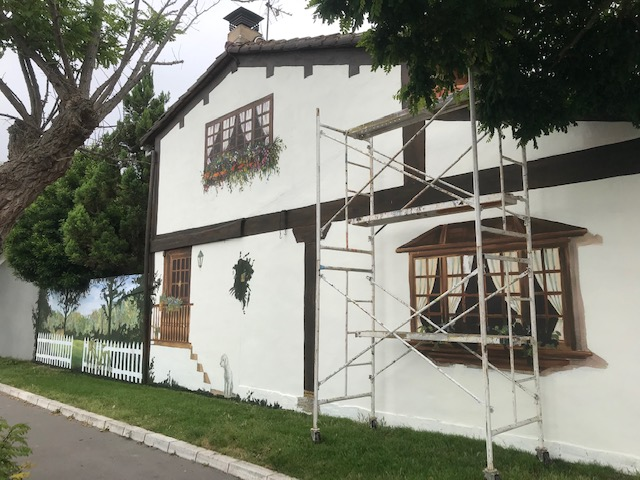 Abetxuko fotos murales vitoria