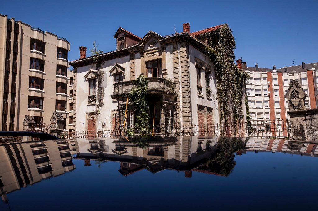 La casa Alfaro Fournier de Vitoria
