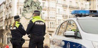 Se multiplican los ataques a policías en Vitoria