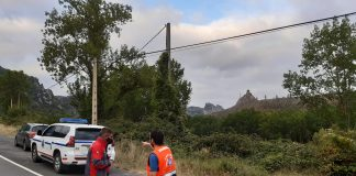 Aparece en Álava el coche del desaparecido junto al río (FOTO)