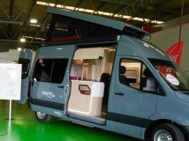 La furgoneta de Vitoria 'premium-lujo' ¡Hasta 110.000 euros!