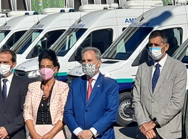 Cierre de ambulancias Samur en Bilbao ¿Y el concejal de las fotos?