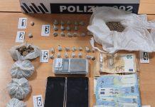 Detenido en Vitoria por tráfico de heroína
