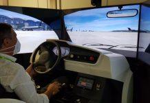 conducir pistas aeropuerto bilbao
