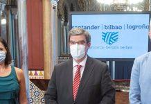 alcaldes bilbao logroño santander