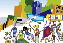 Listado de cierres en Vitoria (centros cívicos y polideportivos)