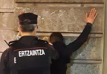 Muerte violenta de un joven en Bilbao