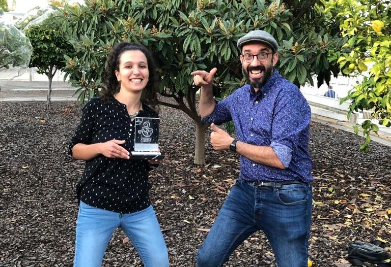 Ismene Moreno El segundo mejor café de España se prepara en Vitoria