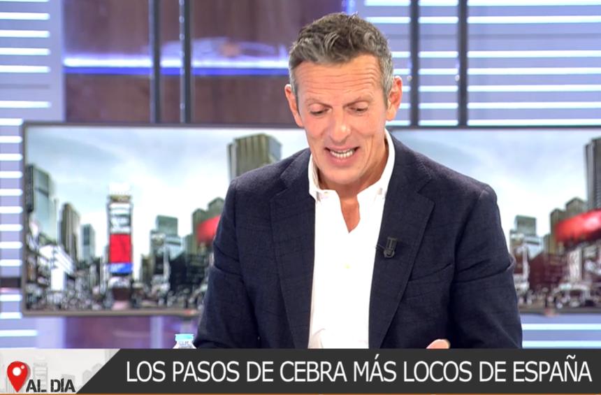 Los pasos de cebra más locos de España ¡Vitoria ridiculizada en TV!