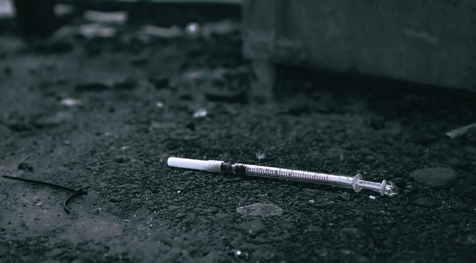 Heroína a domicilio en Vitoria