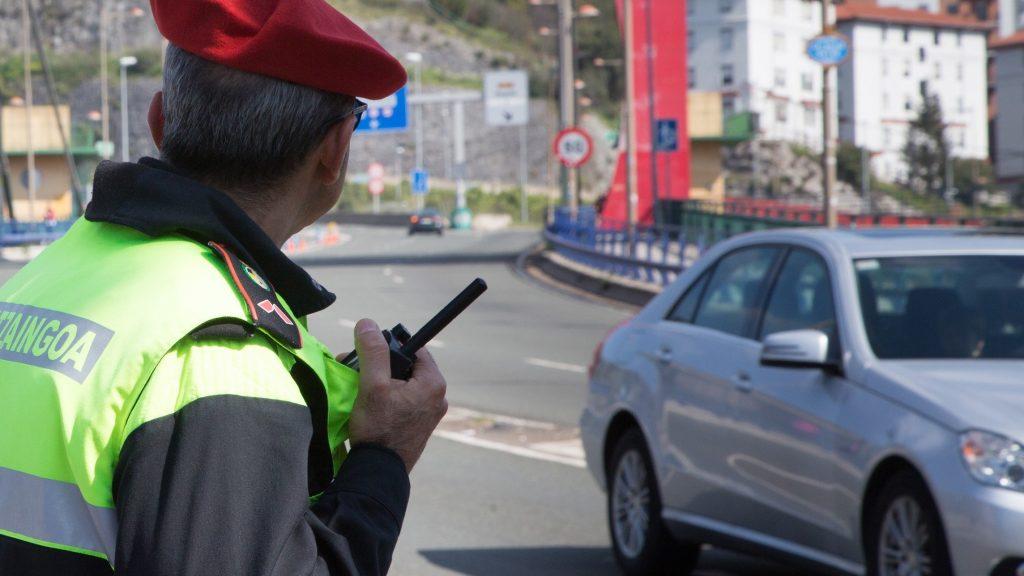 Bilbao sanciona al 12% de los vehículos que inspecciona